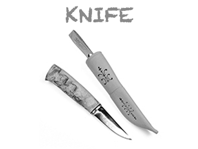 ナイフ・斧・刃物