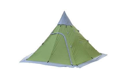 フリスポート ベーシック 5 7 ティピーテント 5〜7人用 ティピー型ワンポールテント 焚き火テント アウトドア キャンプ frisport basic