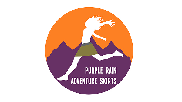 Purple Rain Adventure Skirts パープルレインアドベンチャースカート